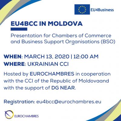 200313 - Event EU4BCC in Moldova