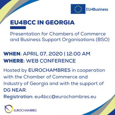 200407 - Event EU4BCC in Georgia
