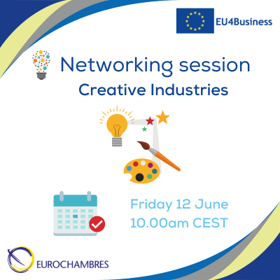 Reminder Networking session - creative industries (1)