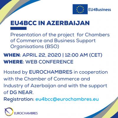 200422 - Event EU4BCC in Azerbaijan