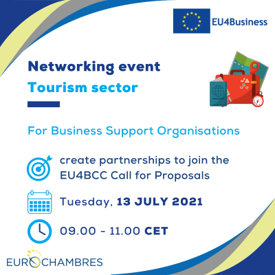 Networking event Tourism -13072021